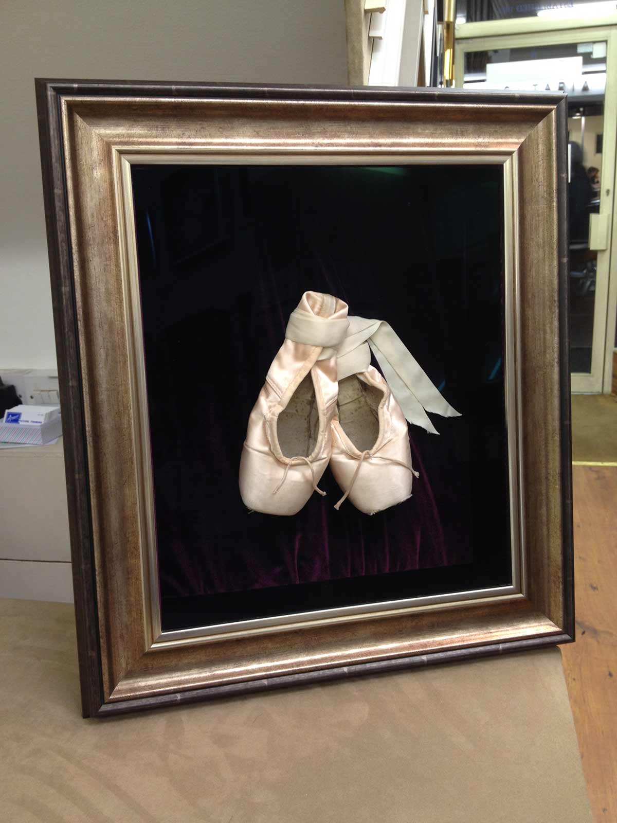 A small sample of picture frames - Aram Picture Framing UK Gallery